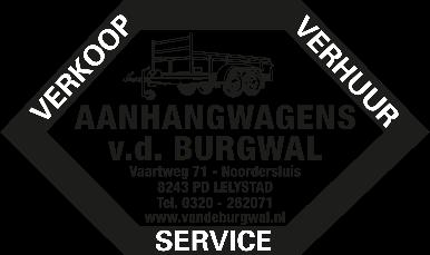 V.d. Burgwal Lelystad