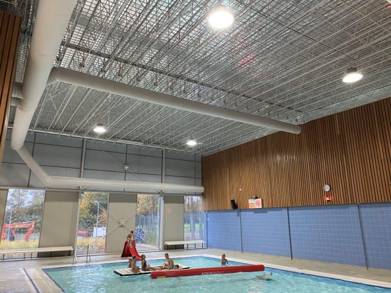 Zwembad MFC De Marke - Hattem
